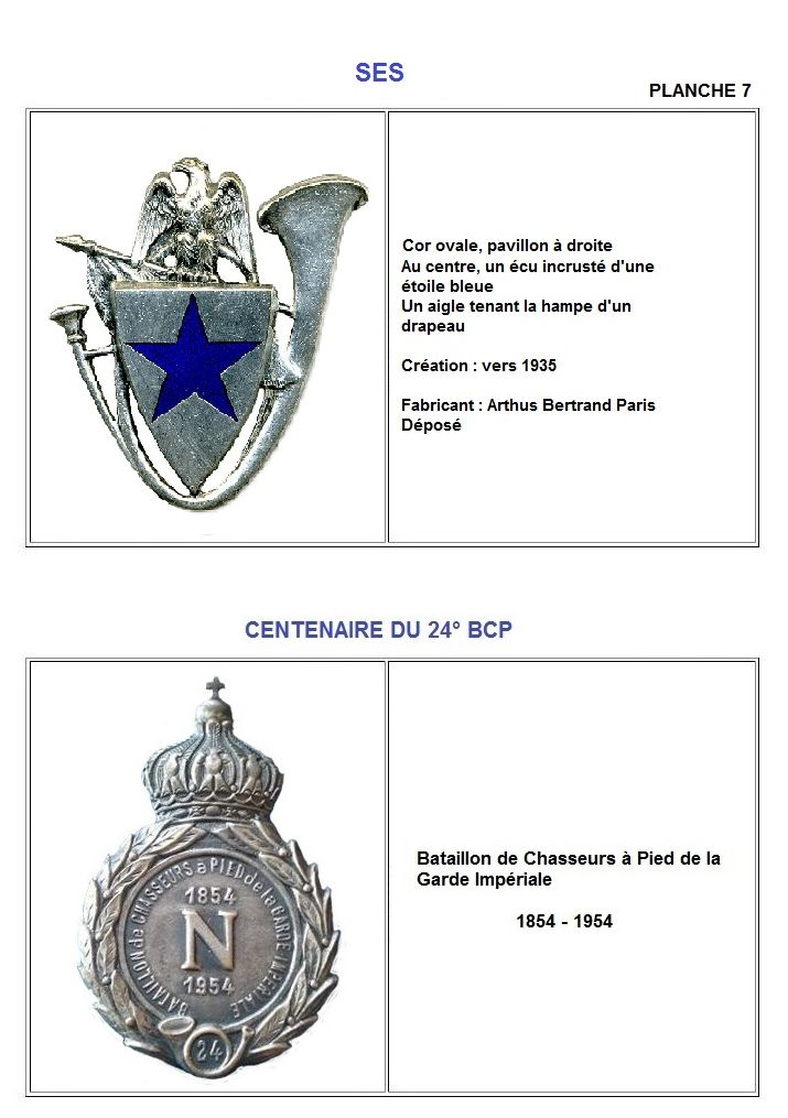 Les insignes de bataillons- Mise à jour... - Page 2 24e_pl16