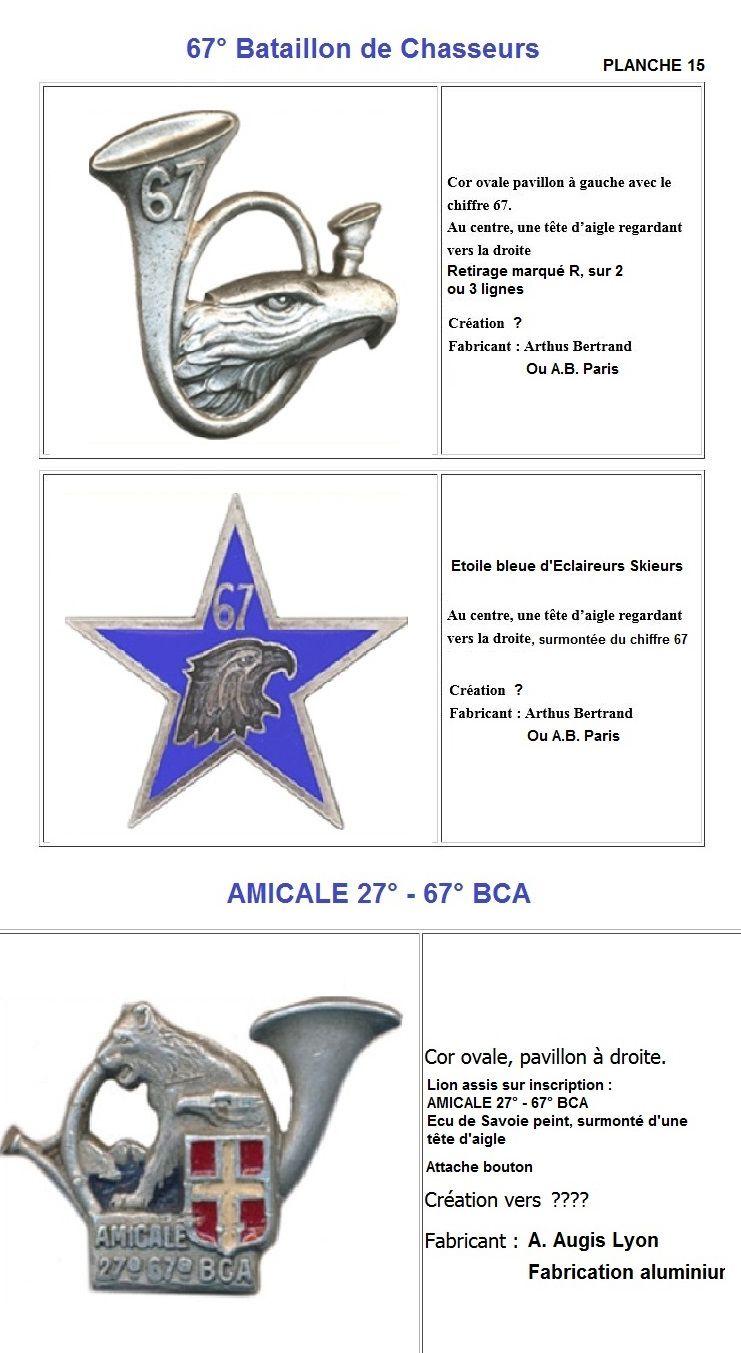 Les insignes de bataillons- Mise à jour... - Page 3 27e_pl23
