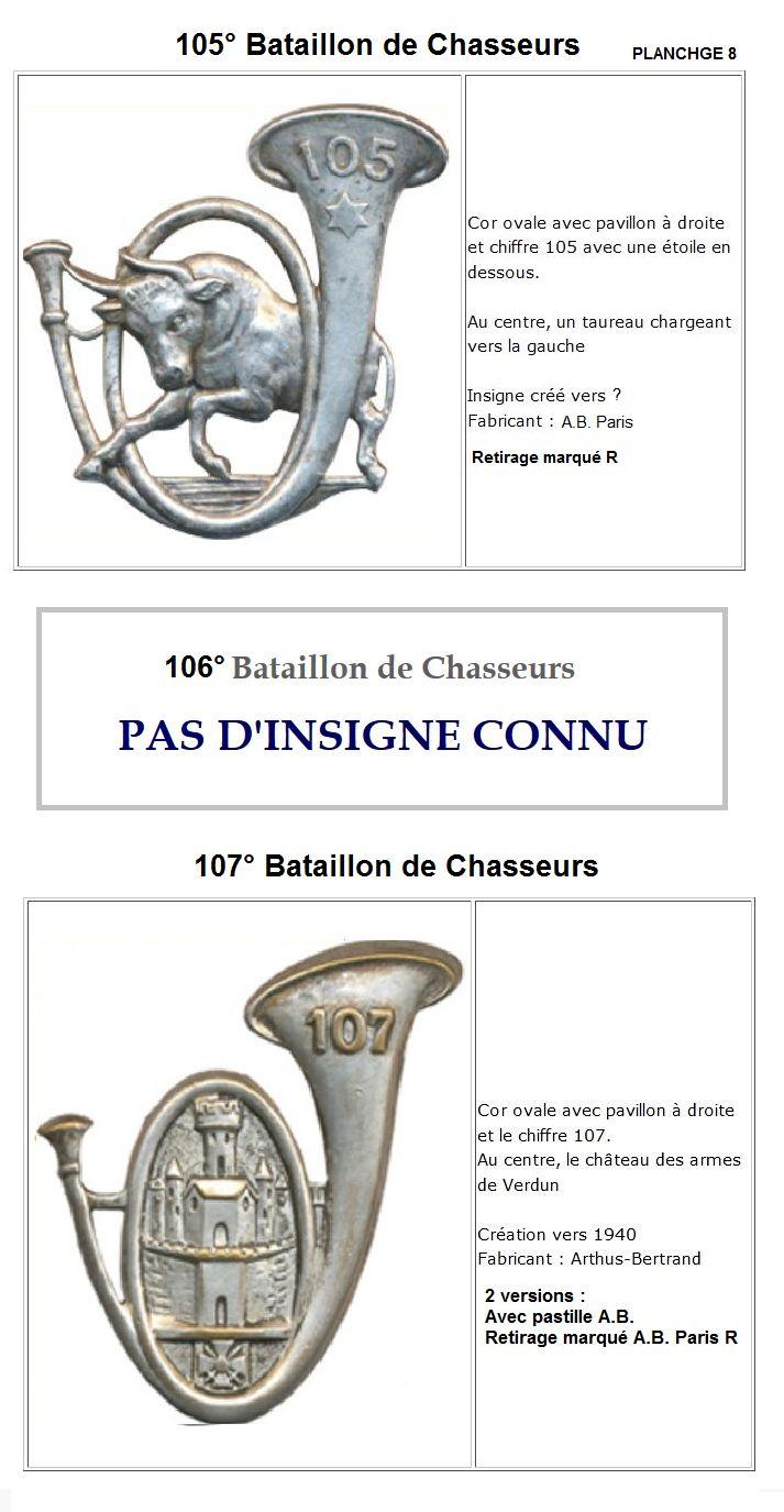 Les insignes de bataillons- Mise à jour... - Page 3 32e_au25