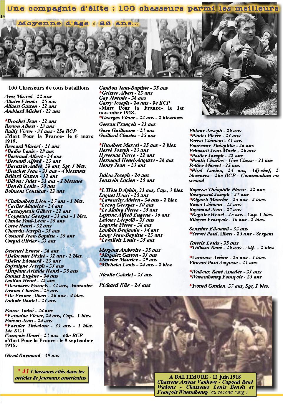 Les Alpins Français à New-York - Le Centenaire Page_116