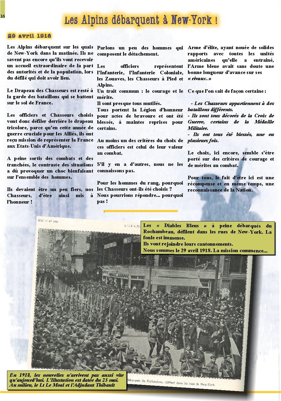 Les Alpins Français à New-York - Le Centenaire Page_117