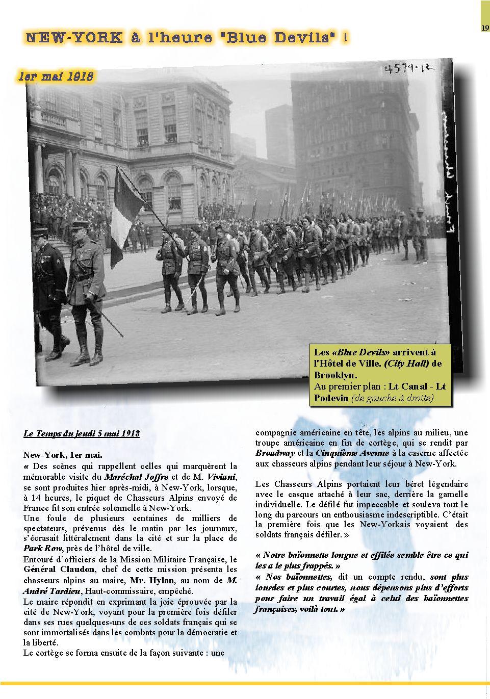 Les Alpins Français à New-York - Le Centenaire Page_118
