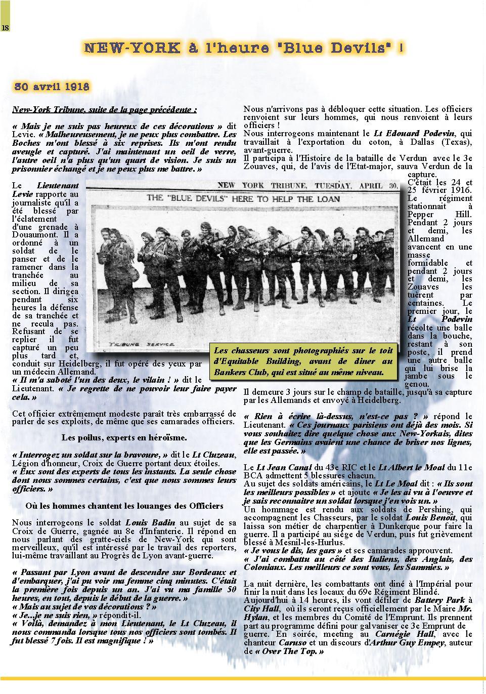 Les Alpins Français à New-York - Le Centenaire Page_120