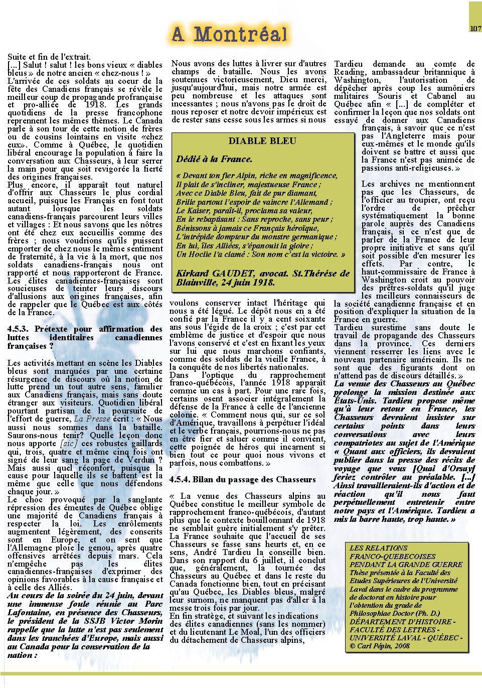 Les Alpins Français à New-York - Le Centenaire Page_129