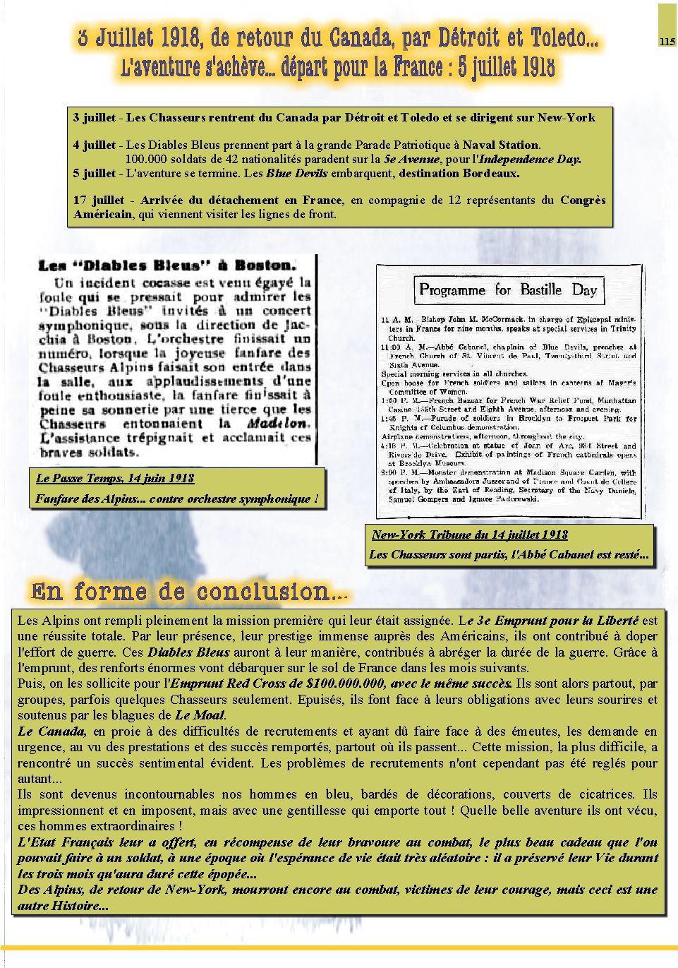 Les Alpins Français à New-York - Le Centenaire Page_135