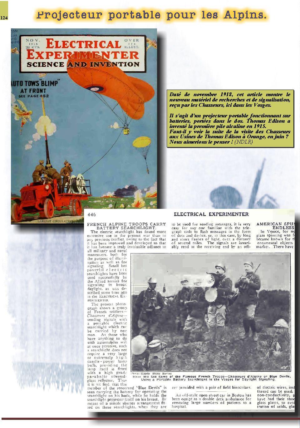 Les Alpins Français à New-York - Le Centenaire Page_145