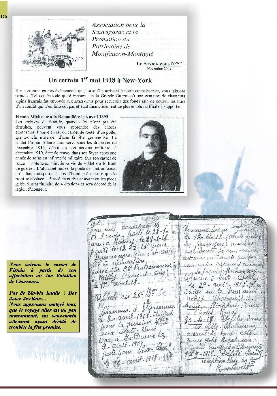 Les Alpins Français à New-York - Le Centenaire Page_146