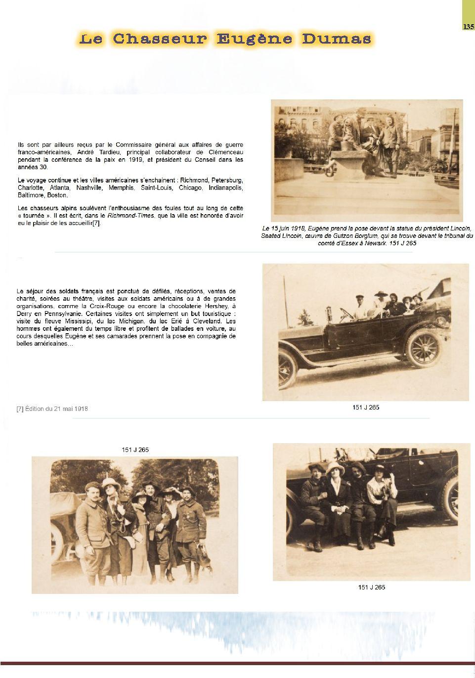 Les Alpins Français à New-York - Le Centenaire Page_153