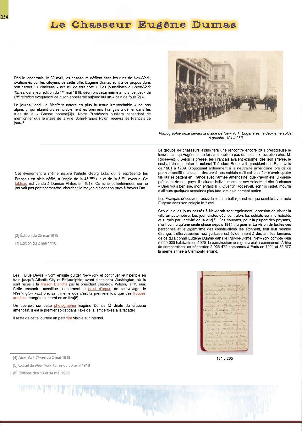 Les Alpins Français à New-York - Le Centenaire Page_154