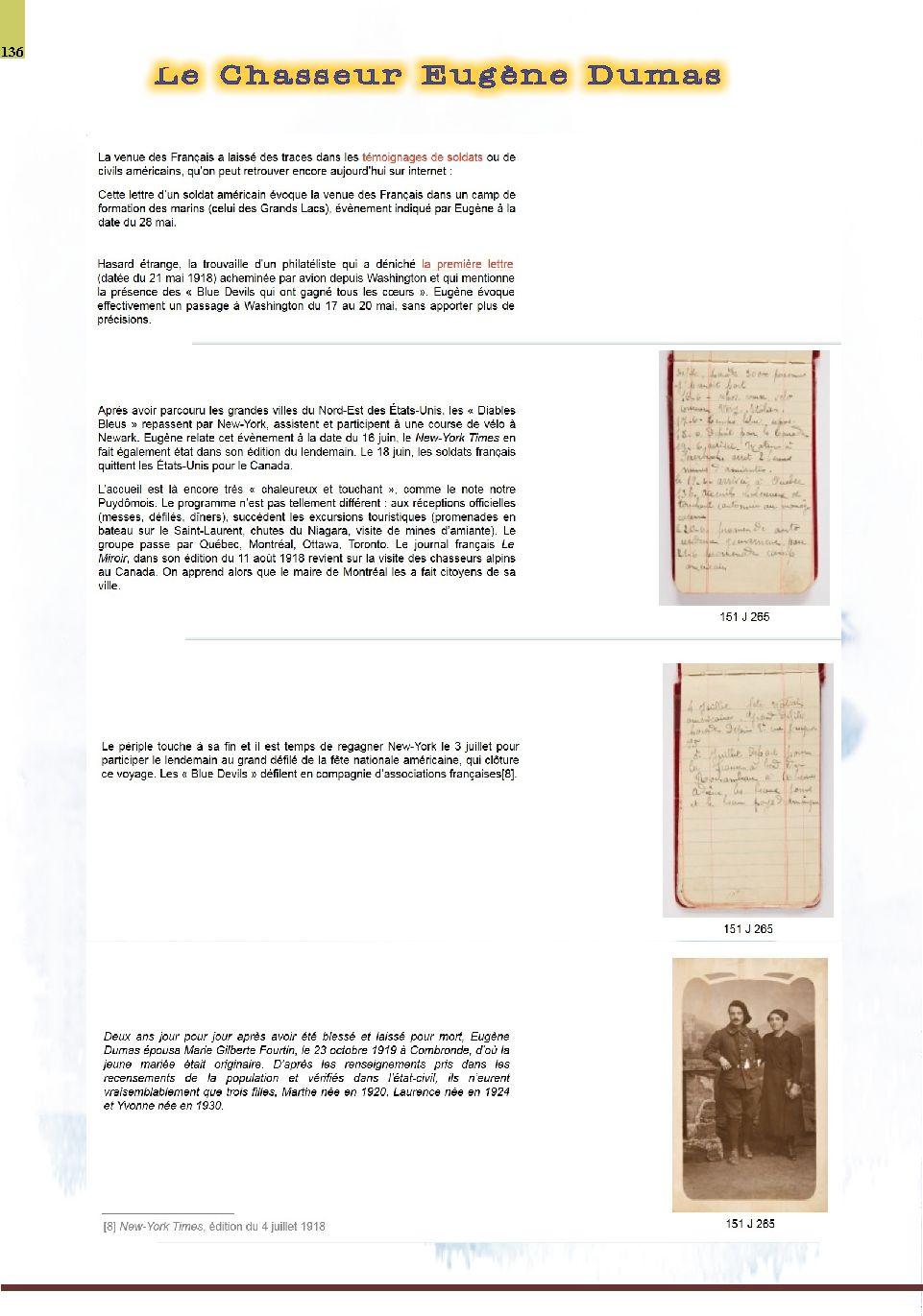 Les Alpins Français à New-York - Le Centenaire Page_155