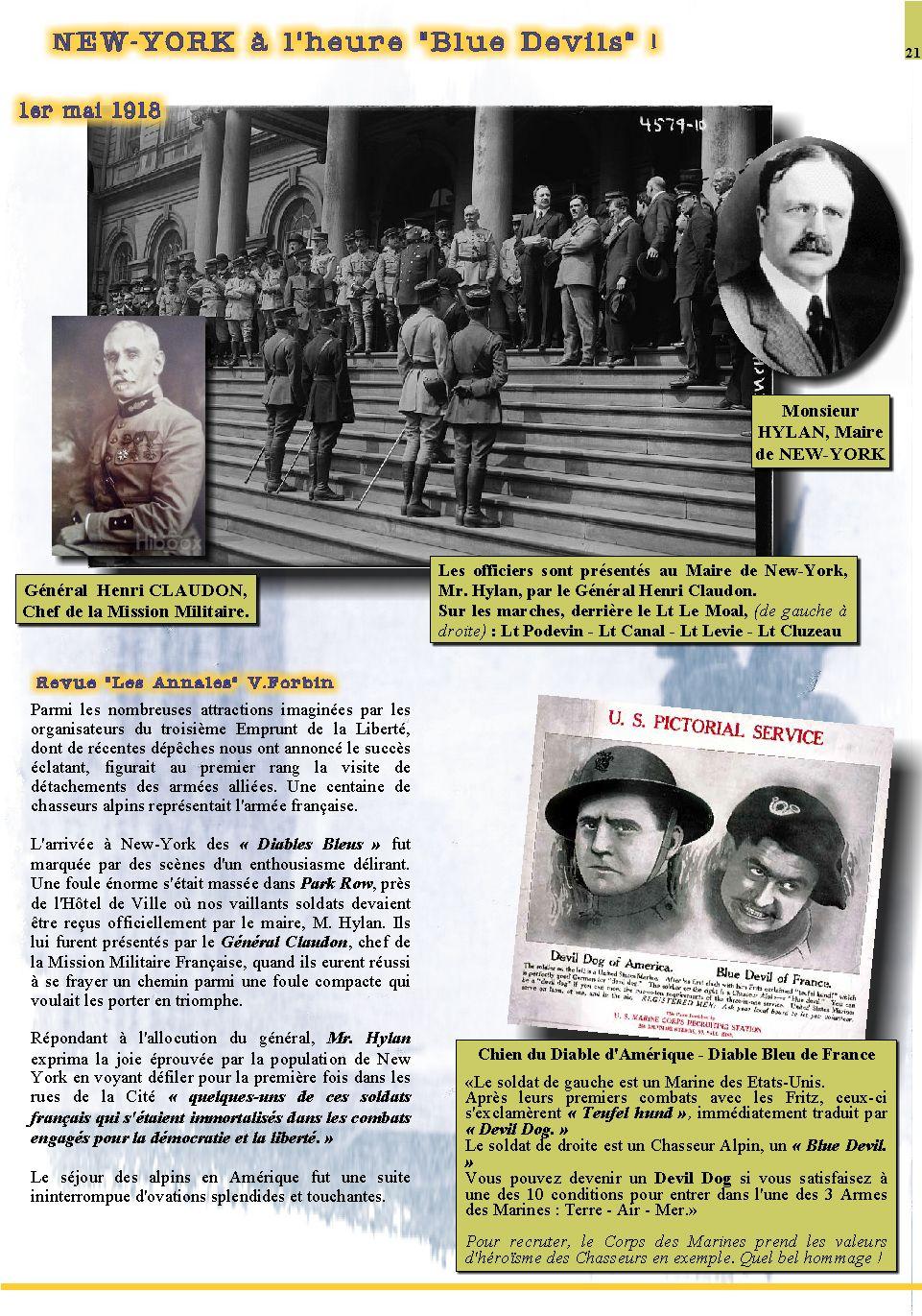 Les Alpins Français à New-York - Le Centenaire Page_212