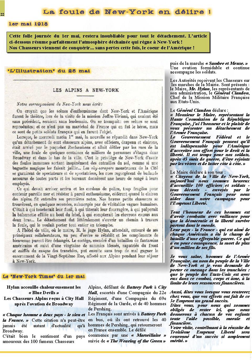 Les Alpins Français à New-York - Le Centenaire Page_213