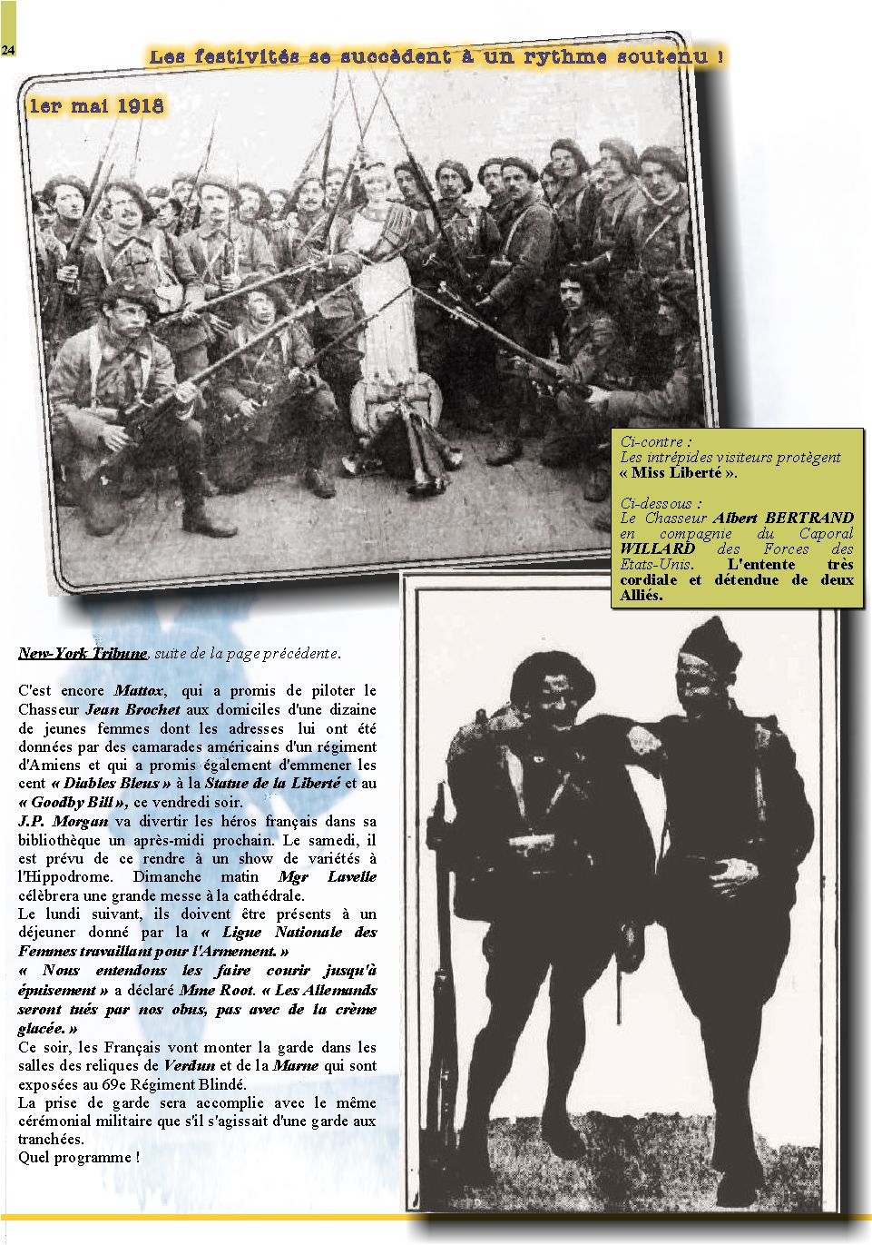 Les Alpins Français à New-York - Le Centenaire Page_214