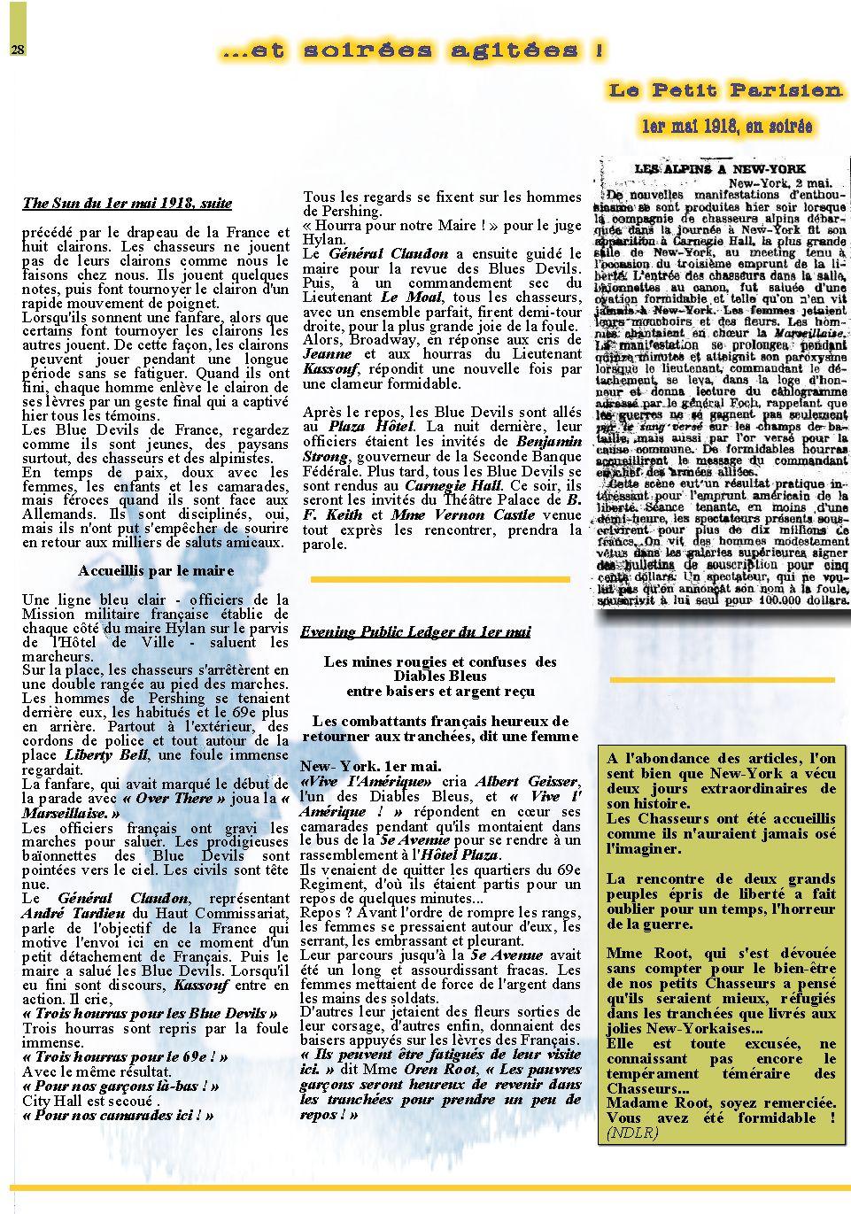 Les Alpins Français à New-York - Le Centenaire Page_219