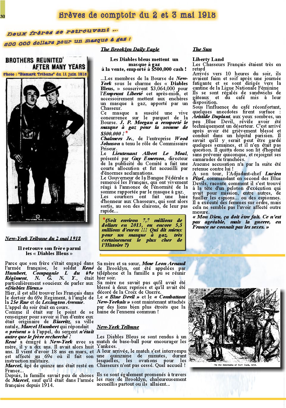 Les Alpins Français à New-York - Le Centenaire Page_311