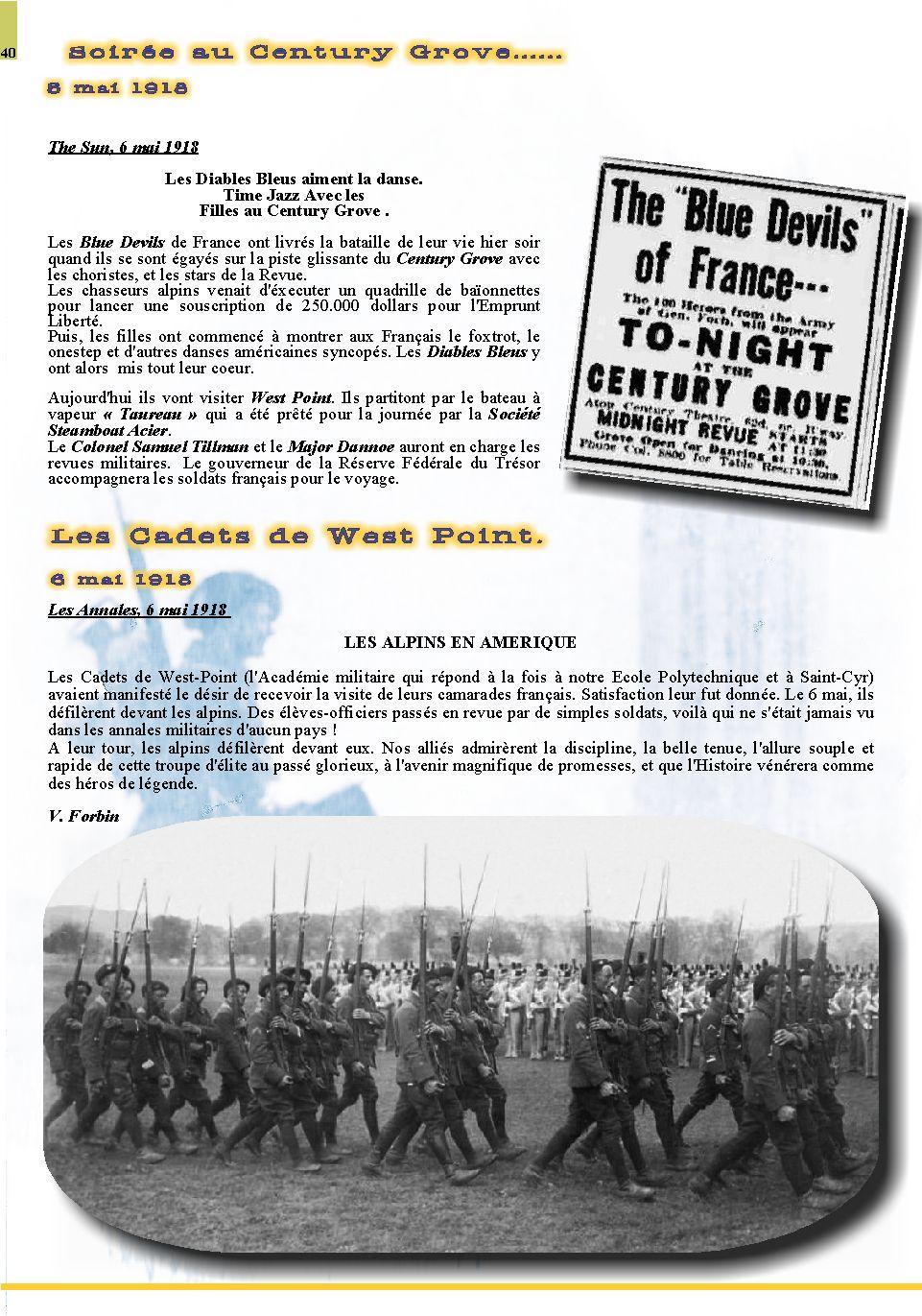 Les Alpins Français à New-York - Le Centenaire Page_411