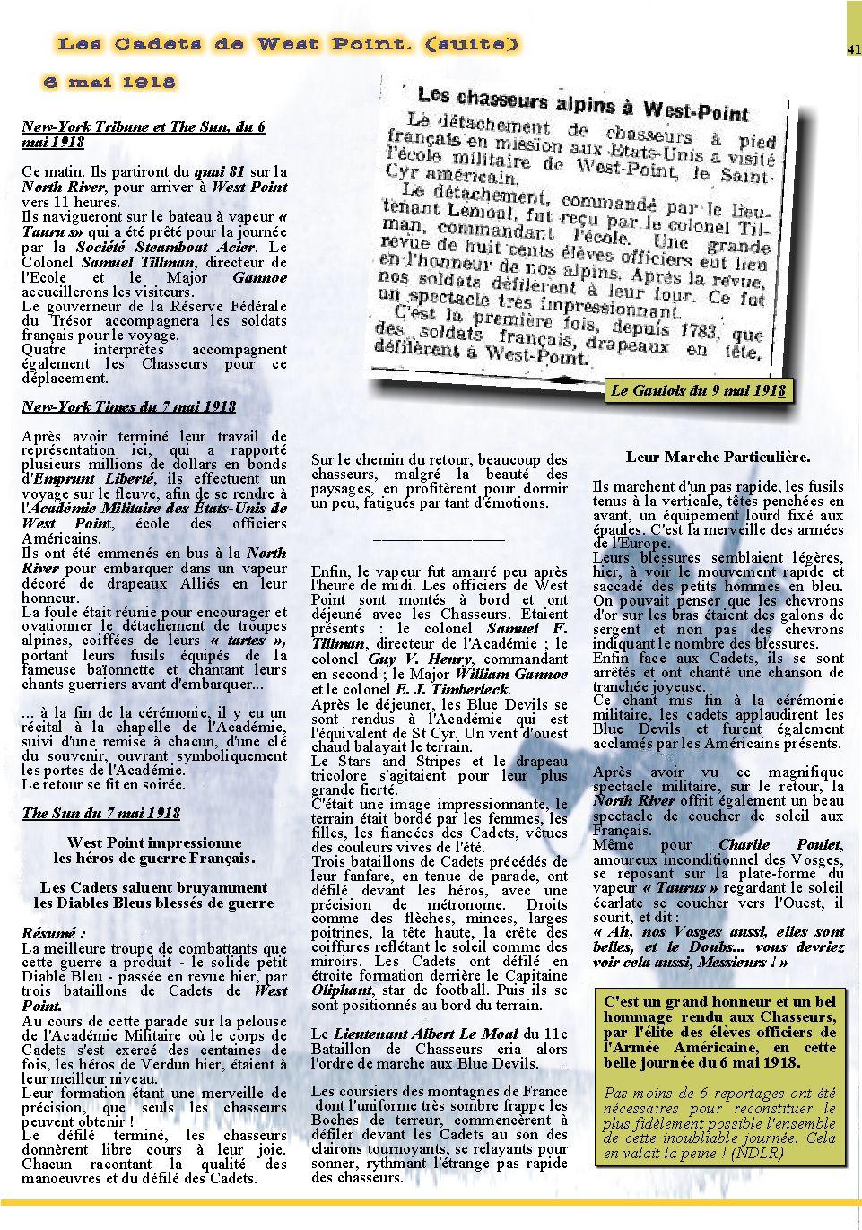 Les Alpins Français à New-York - Le Centenaire Page_414