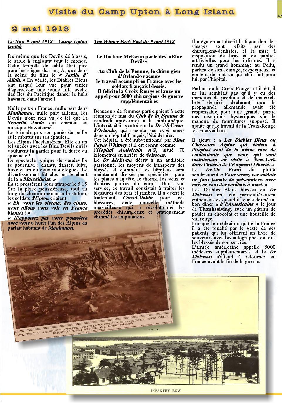 Les Alpins Français à New-York - Le Centenaire Page_419
