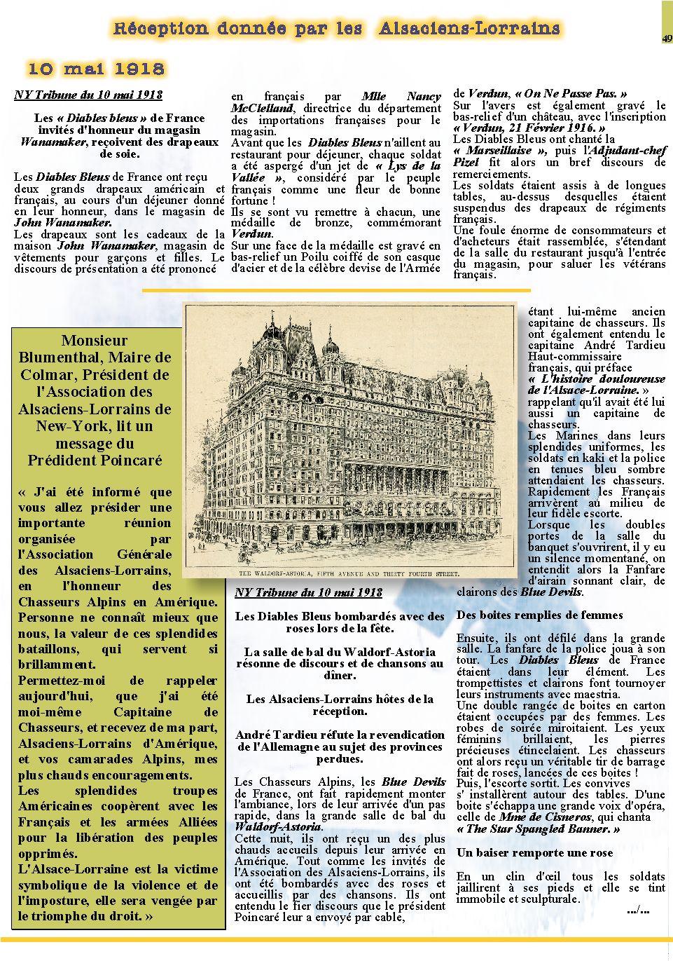 Les Alpins Français à New-York - Le Centenaire Page_420