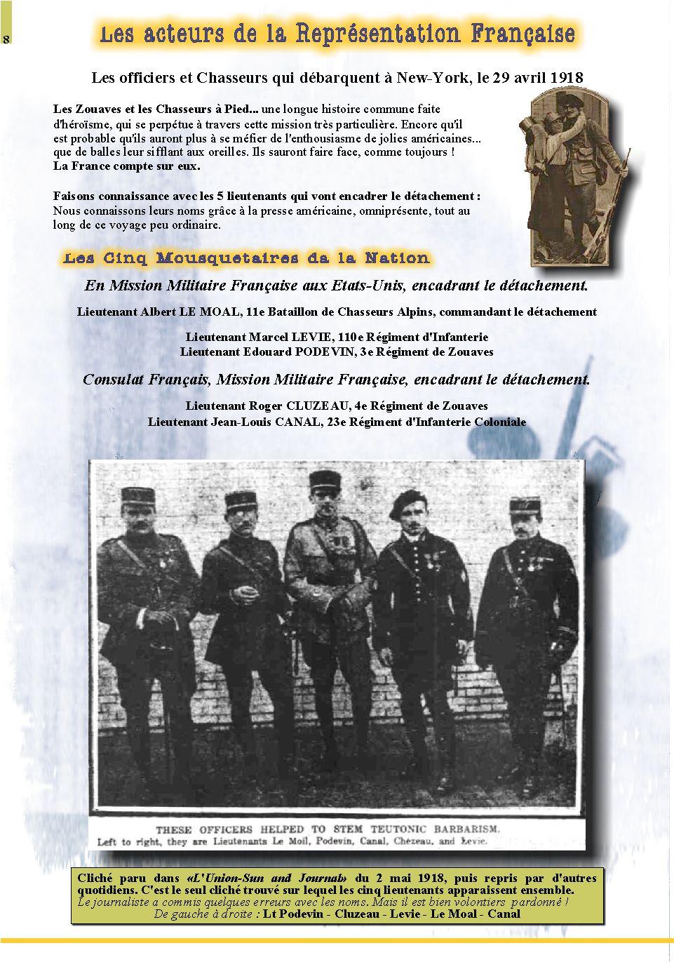 Les Alpins Français à New-York - Le Centenaire Page_810