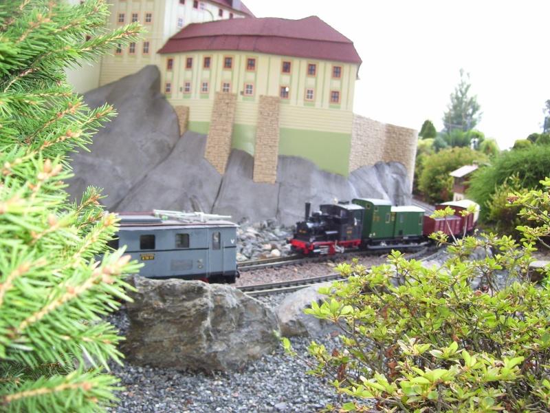 Egal welches Wetter - die Eisenbahnwelten im Kurort Rathen 100_1210