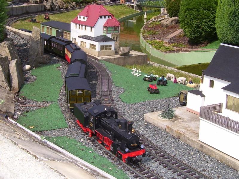 Egal welches Wetter - die Eisenbahnwelten im Kurort Rathen 100_1215