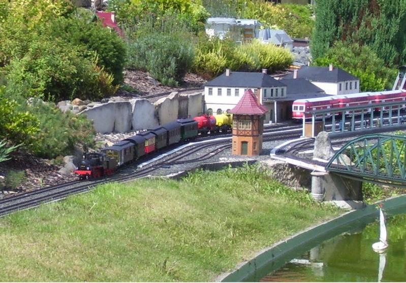 Egal welches Wetter - die Eisenbahnwelten im Kurort Rathen 100_1216