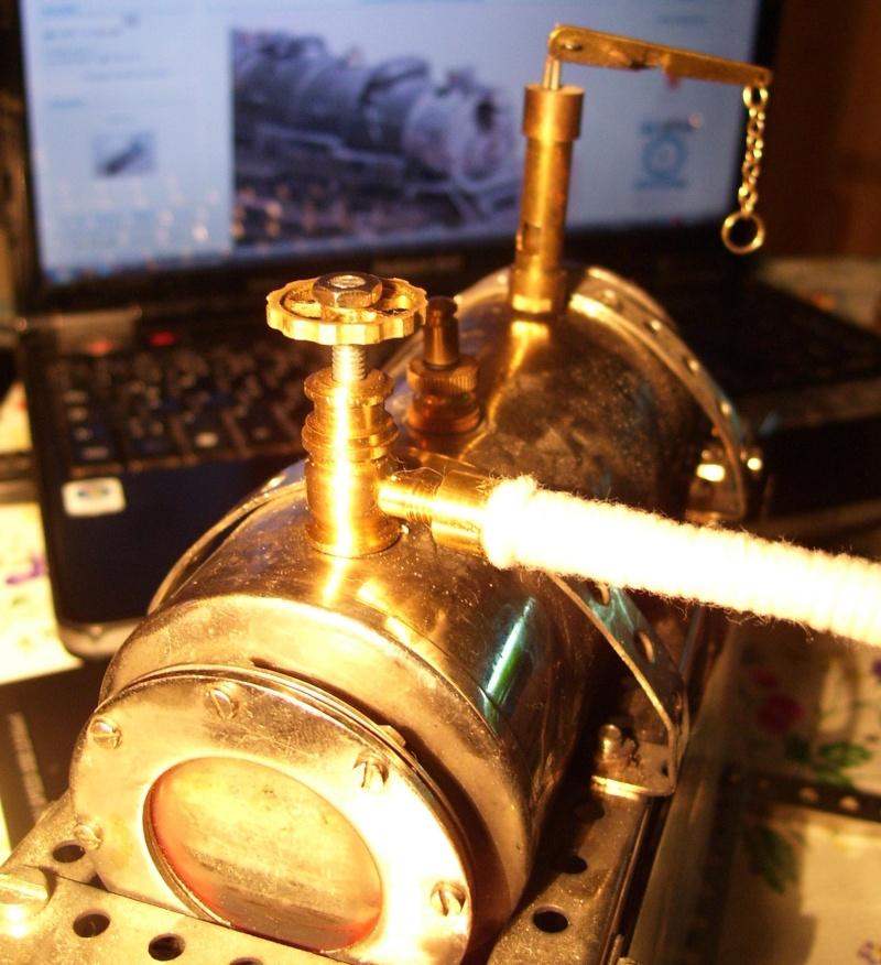 Eine kleine Dampfbastelei 100_1313