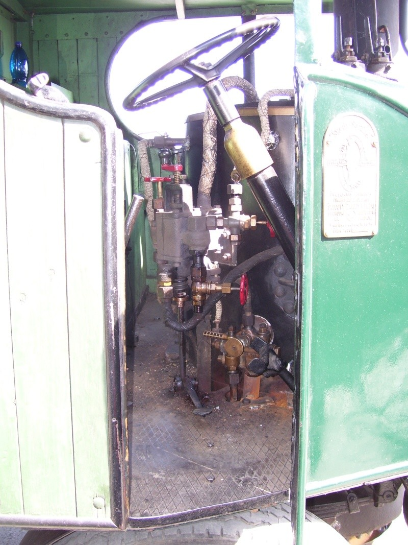 Dampf-LKW Sentinel 100_1414