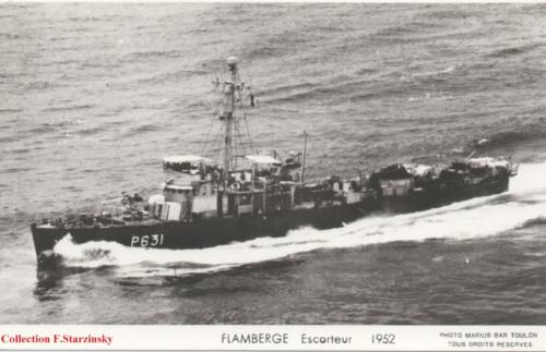 * FLAMBERGE (1951/1956) * 1ypsg211