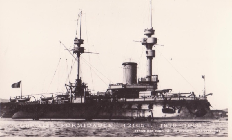 * FORMIDABLE (1888/1909) * 464_0010
