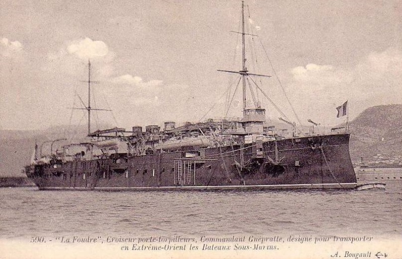 * FOUDRE (1897/1921) * 501_0010