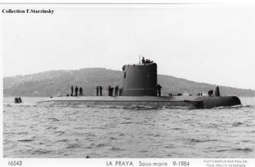 * LA PRAYA (1978/2000) * Ywgda310
