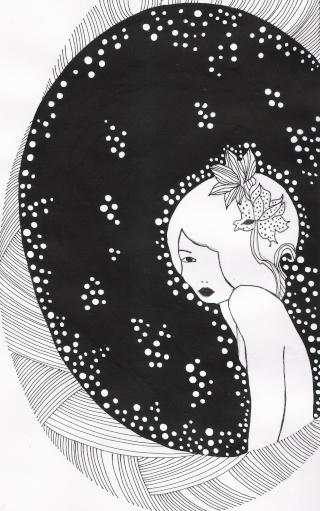 Roxana Elena Sava-lucrari de arta plastica personale Boabe_10