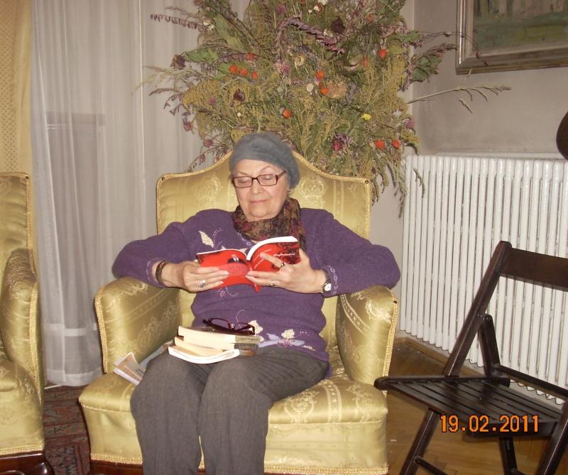 """19 februarie 2011-Sedinta a X-a Cenaclului U.P.-lansare de carte-""""Paralelele Sufletului""""-Florin Stratulat Cenacl12"""