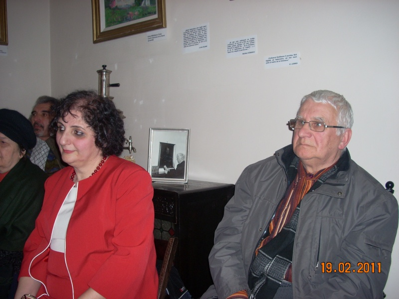 """19 februarie 2011-Sedinta a X-a Cenaclului U.P.-lansare de carte-""""Paralelele Sufletului""""-Florin Stratulat Cenacl20"""