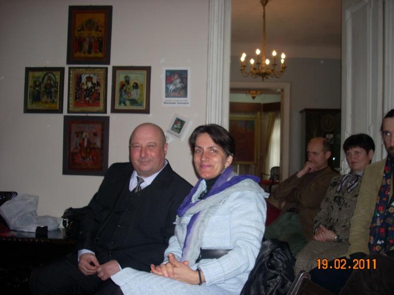 """19 februarie 2011-Sedinta a X-a Cenaclului U.P.-lansare de carte-""""Paralelele Sufletului""""-Florin Stratulat Cenacl29"""
