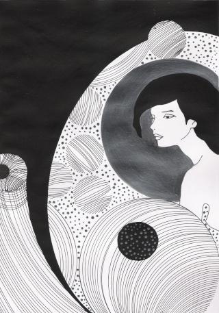 Roxana Elena Sava-lucrari de arta plastica personale Dorint10