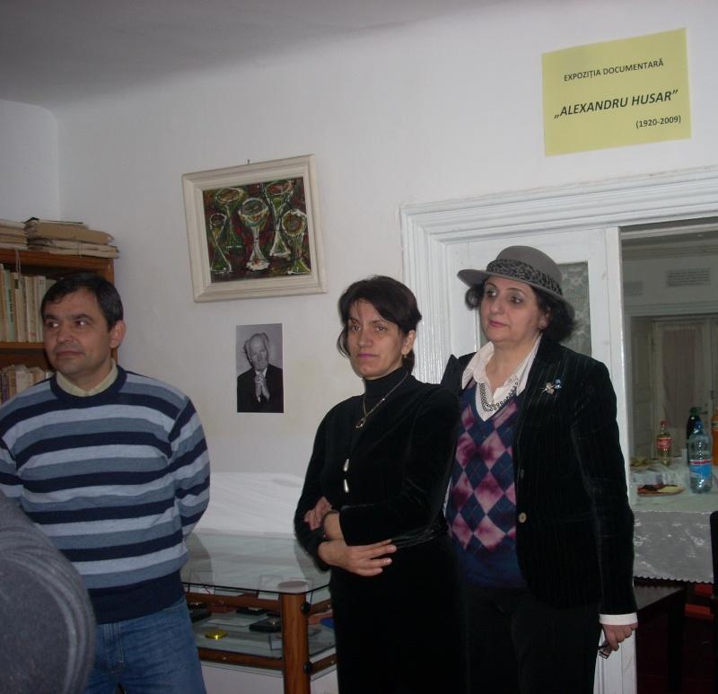 Să  ne amintim de profesorul Alexandru Husar şi să sărbătorim un prieten la 37 ani- Liviu Apetroaie- 29 ianuarie 2011 Sadove11