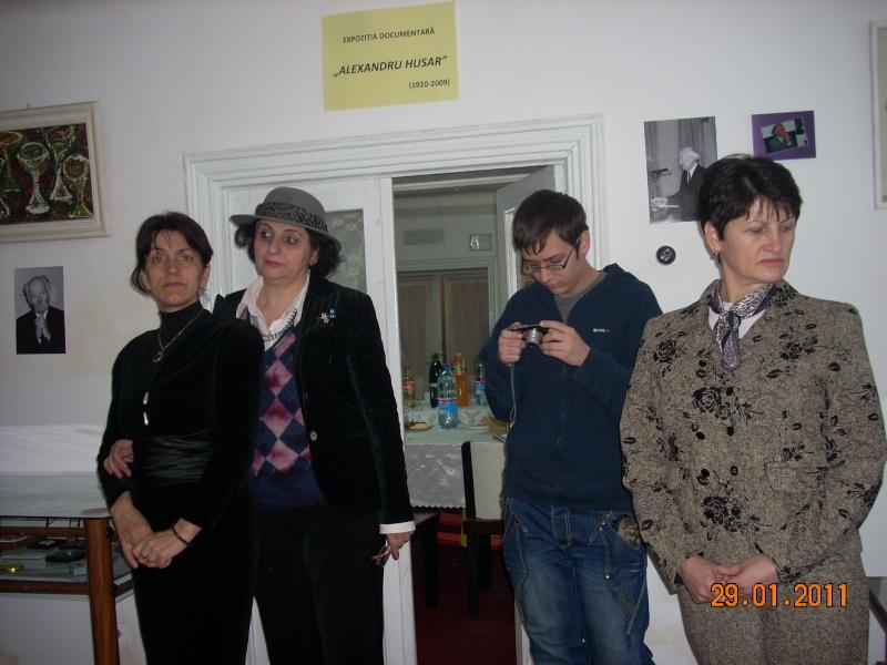 Să  ne amintim de profesorul Alexandru Husar şi să sărbătorim un prieten la 37 ani- Liviu Apetroaie- 29 ianuarie 2011 Sadove12