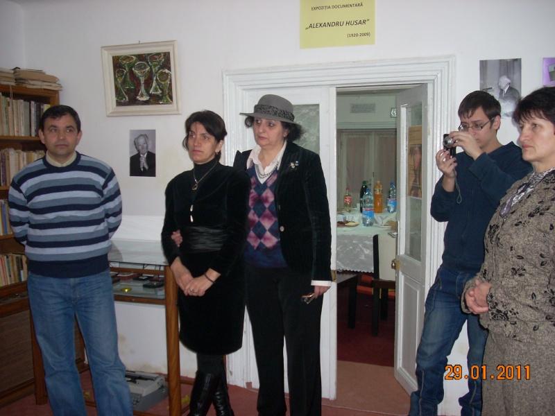 Să  ne amintim de profesorul Alexandru Husar şi să sărbătorim un prieten la 37 ani- Liviu Apetroaie- 29 ianuarie 2011 Sadove13