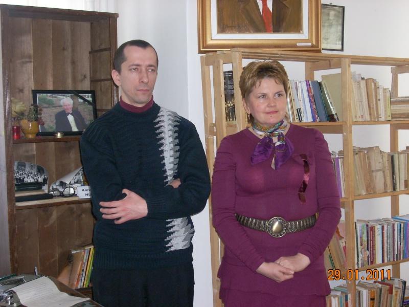 Să  ne amintim de profesorul Alexandru Husar şi să sărbătorim un prieten la 37 ani- Liviu Apetroaie- 29 ianuarie 2011 Sadove14
