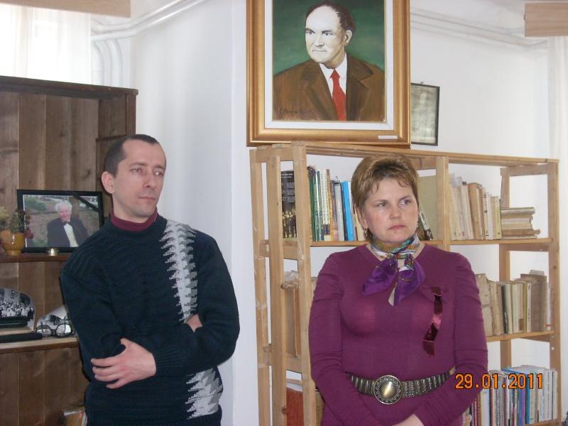 Să  ne amintim de profesorul Alexandru Husar şi să sărbătorim un prieten la 37 ani- Liviu Apetroaie- 29 ianuarie 2011 Sadove15
