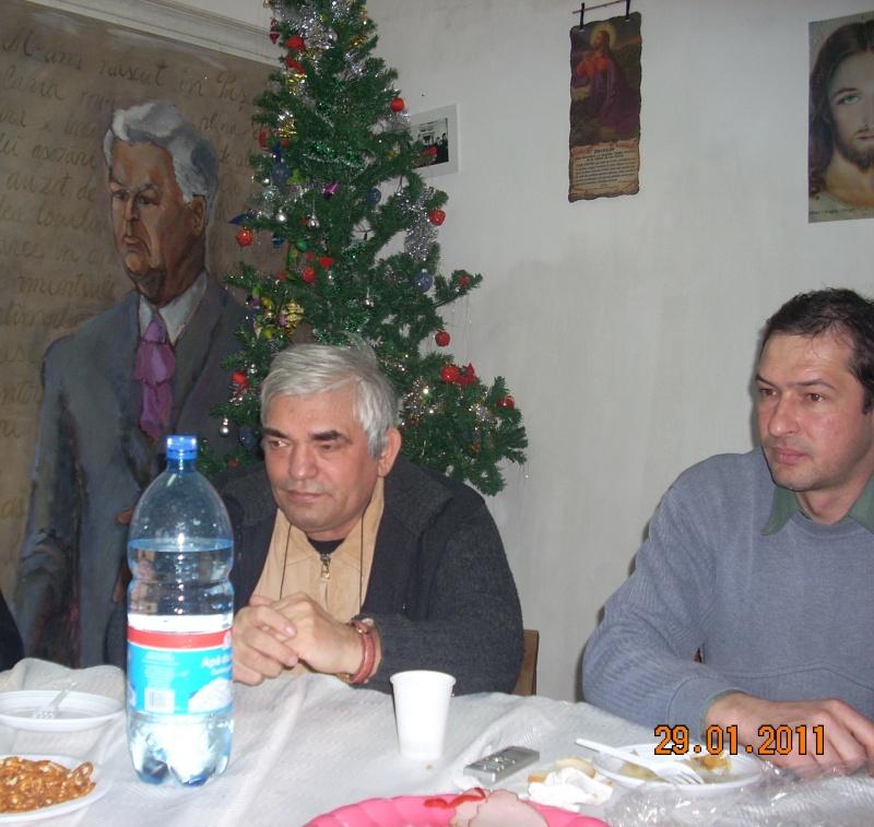 Să  ne amintim de profesorul Alexandru Husar şi să sărbătorim un prieten la 37 ani- Liviu Apetroaie- 29 ianuarie 2011 Sadove18