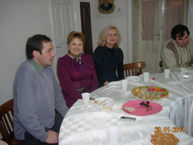 Să  ne amintim de profesorul Alexandru Husar şi să sărbătorim un prieten la 37 ani- Liviu Apetroaie- 29 ianuarie 2011 Sadove20