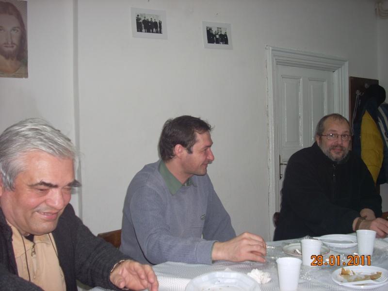 Să  ne amintim de profesorul Alexandru Husar şi să sărbătorim un prieten la 37 ani- Liviu Apetroaie- 29 ianuarie 2011 Sadove25