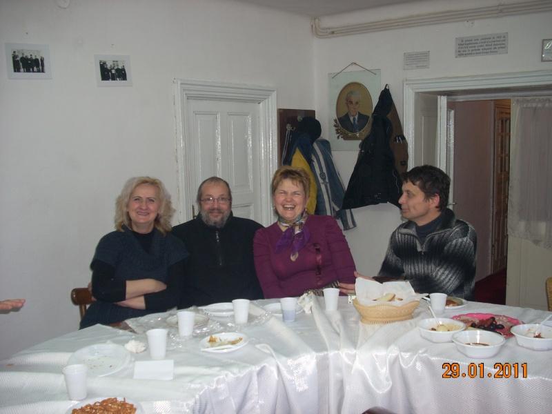 Să  ne amintim de profesorul Alexandru Husar şi să sărbătorim un prieten la 37 ani- Liviu Apetroaie- 29 ianuarie 2011 Sadove26