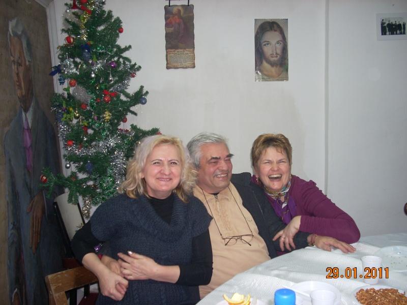 Să  ne amintim de profesorul Alexandru Husar şi să sărbătorim un prieten la 37 ani- Liviu Apetroaie- 29 ianuarie 2011 Sadove27
