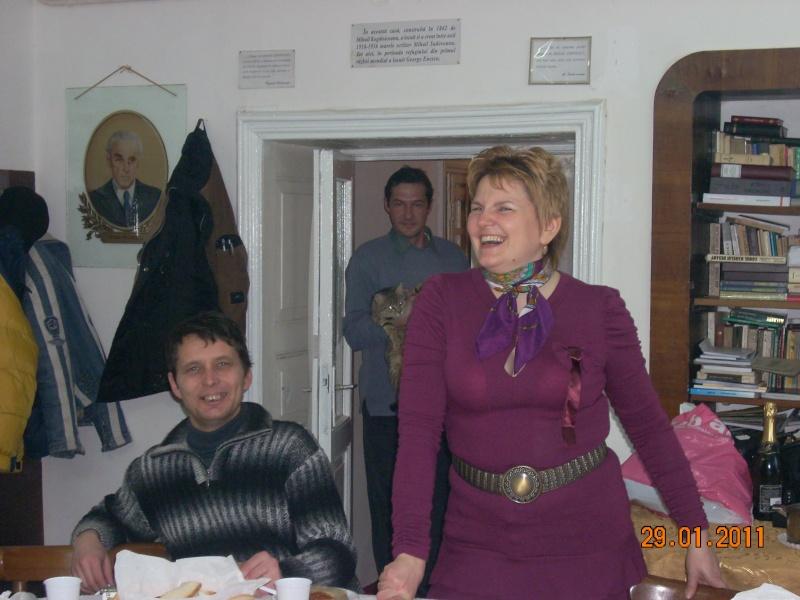 Să  ne amintim de profesorul Alexandru Husar şi să sărbătorim un prieten la 37 ani- Liviu Apetroaie- 29 ianuarie 2011 Sadove30