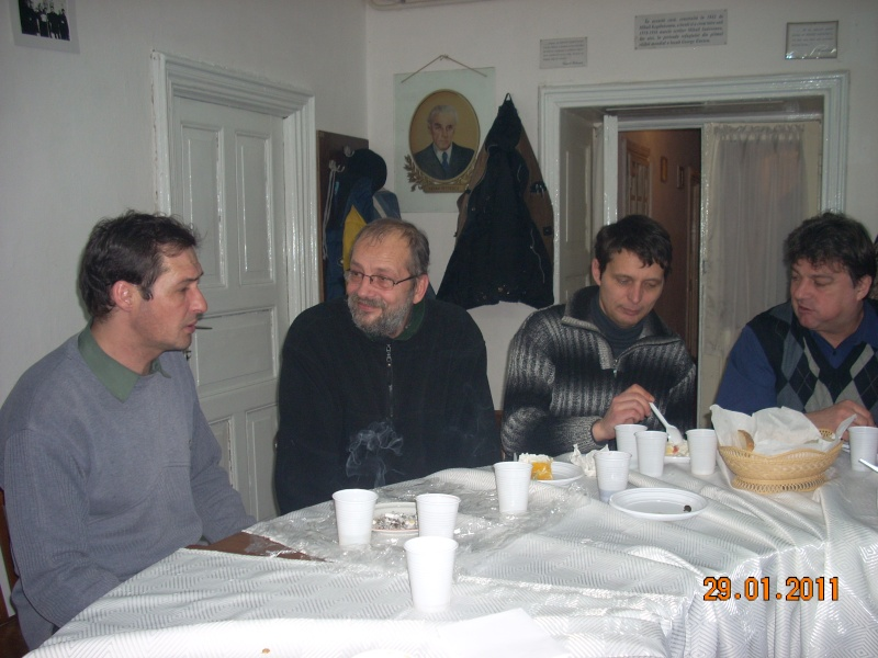 Să  ne amintim de profesorul Alexandru Husar şi să sărbătorim un prieten la 37 ani- Liviu Apetroaie- 29 ianuarie 2011 Sadove33